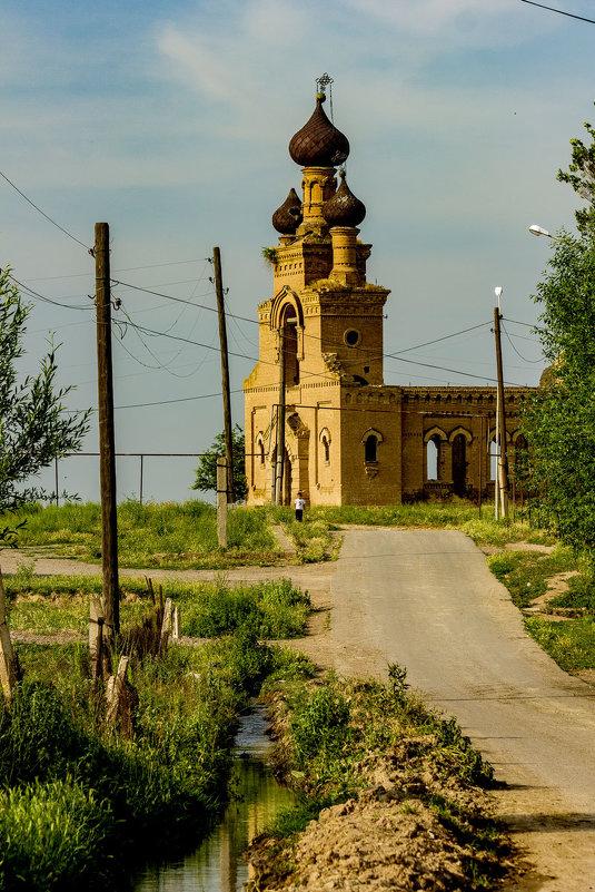 Дорога к храму - Oleg Sharafutdinov