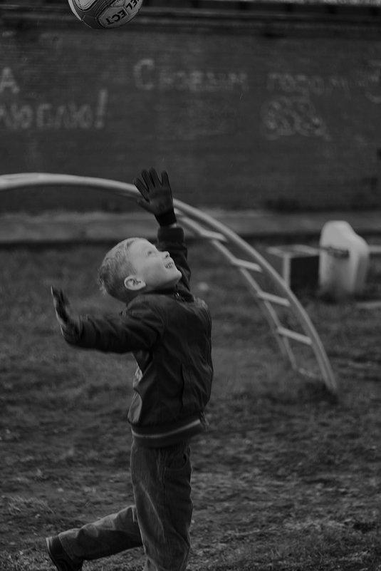 Футбол как вдохновение - Елена Баландина