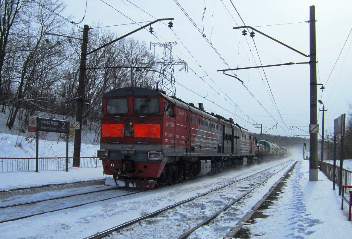 2ТЭ10С - 0001 - Сергей Уткин