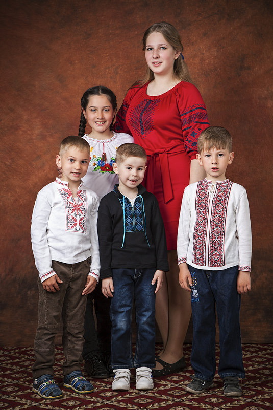 Фото для бабушки - Николай Хондогий