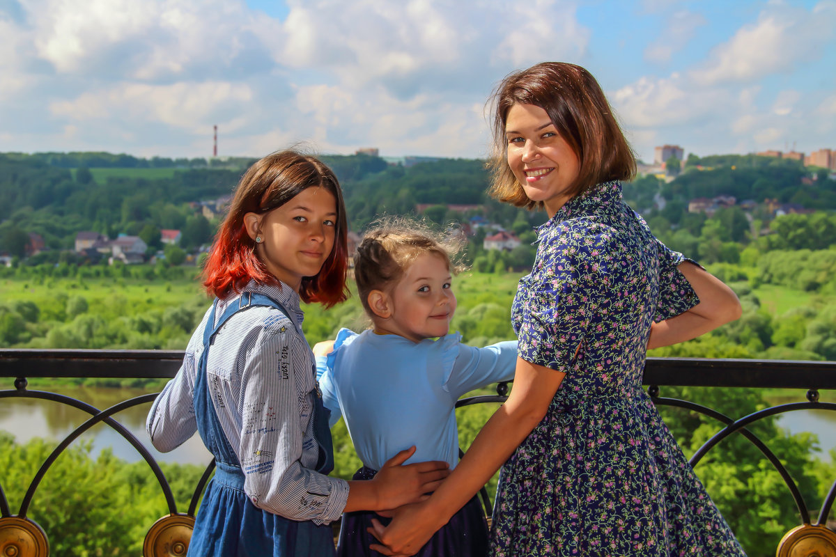 "Фотопроект ""1001 мама"" - Юлия Плешакова"