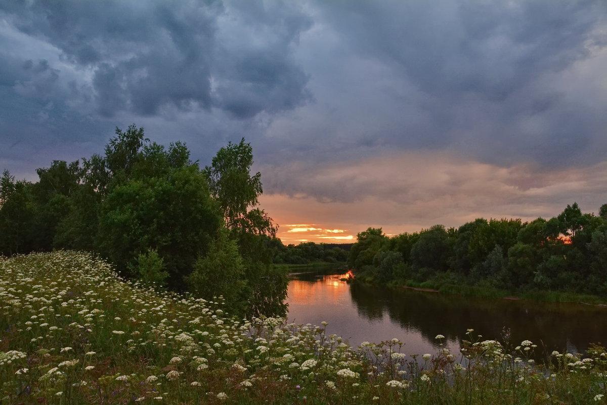 Вечер на реке - Александр С.