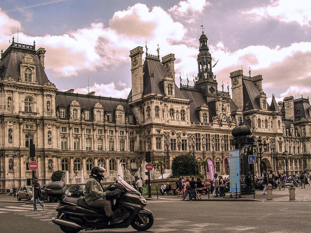 Мне в Париж по делу срочно - Александр Липовецкий