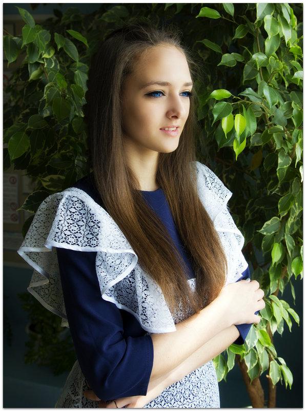 Владислава выпускница-2018 - Наталья Мерзликина