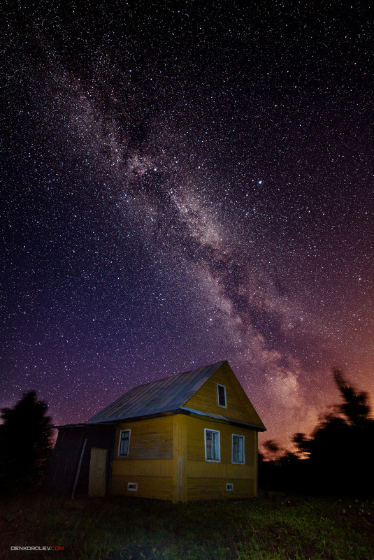Млечный путь - Den Korolev
