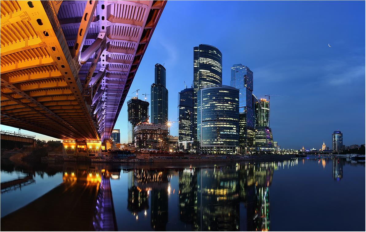 Москва Сити - Виктория Иванова