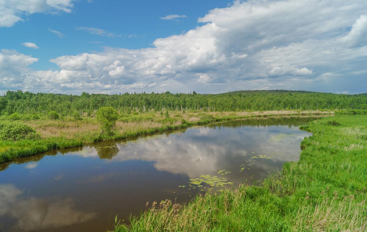 Лето на реке - Александр Смирнов