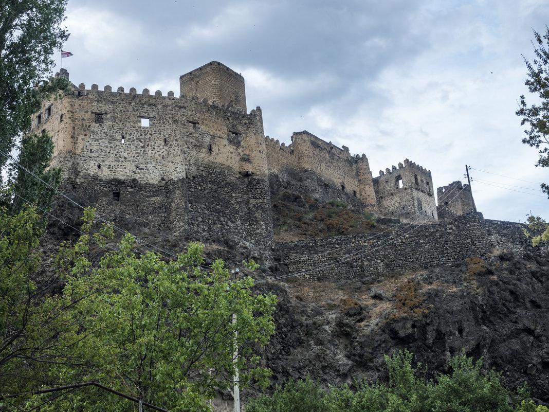 крепость - Лариса Батурова