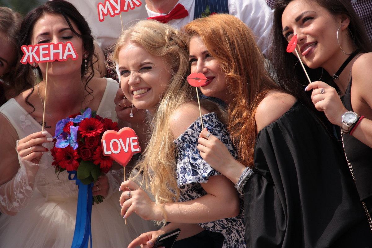 Подружки невесты. - Александр Бабаев