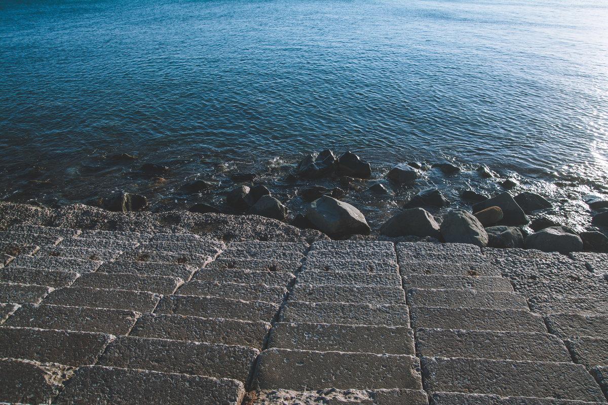 Ступеньки к морю - Энвер Крымский