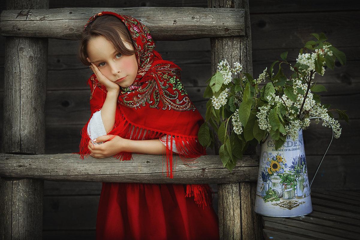Деревенька моя - Марина Кузьмина