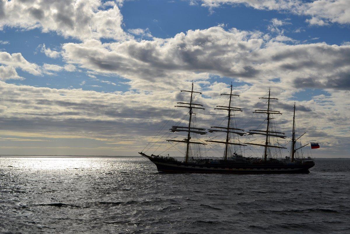 Рандеву в море - Ольга