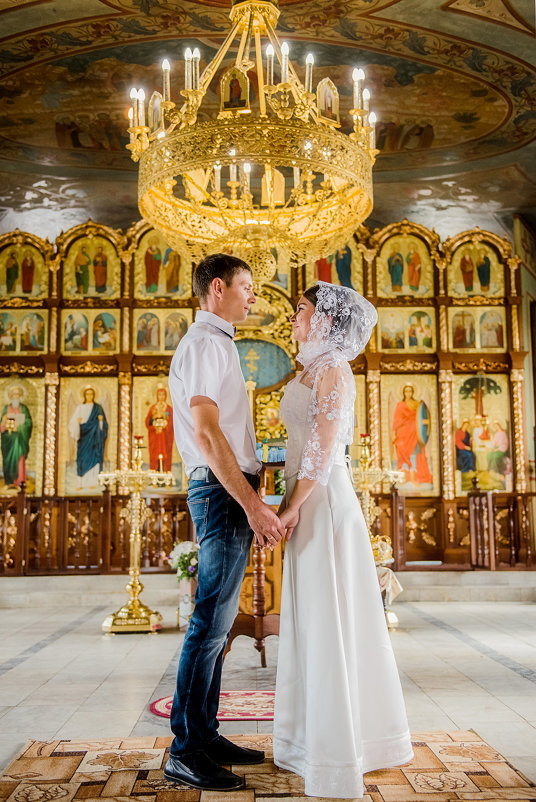 Венчание - Юлия Гудзь