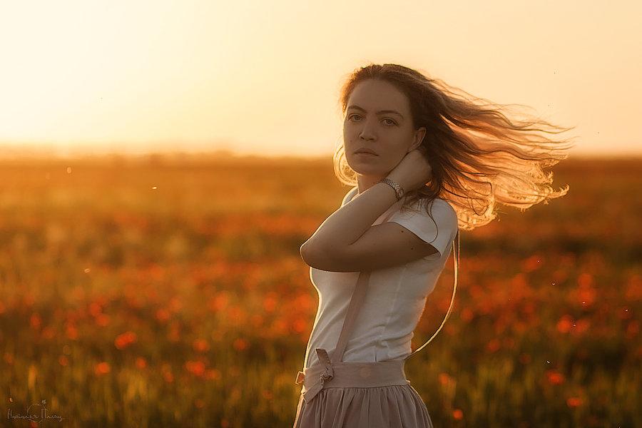 Закат - Наталья Плющ
