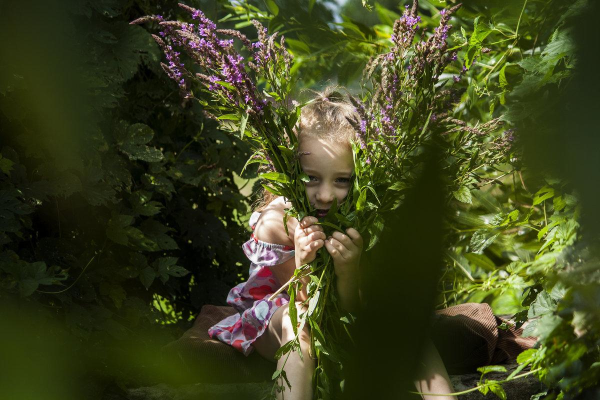 Цветочная Ляля - Рина Вишня