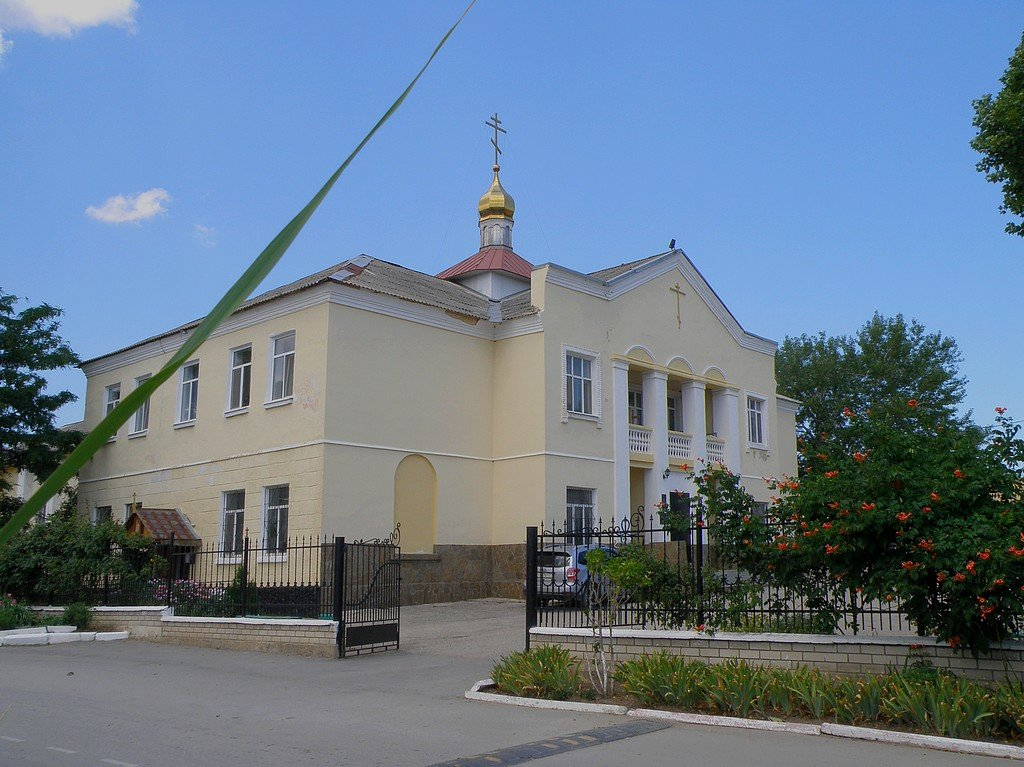 Храм Святителя Луки и Православно-просветительский центр - Александр Рыжов