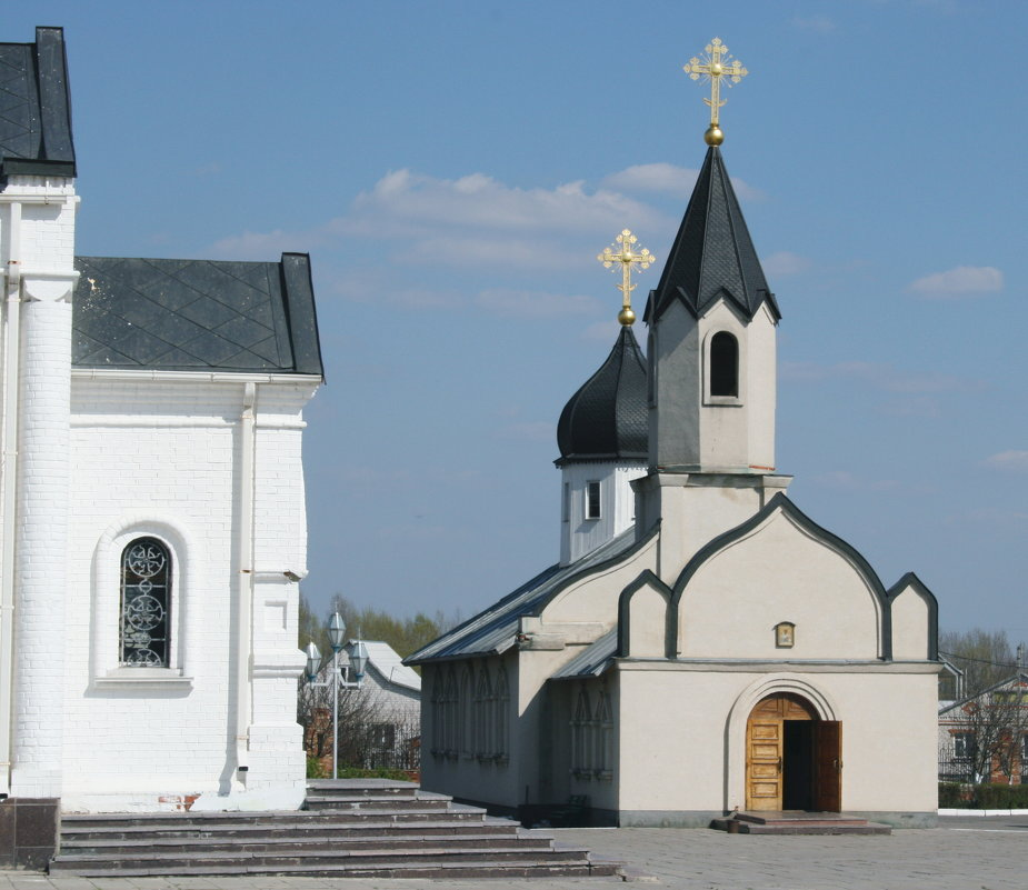 Никольская церковь - Дмитрий Солоненко