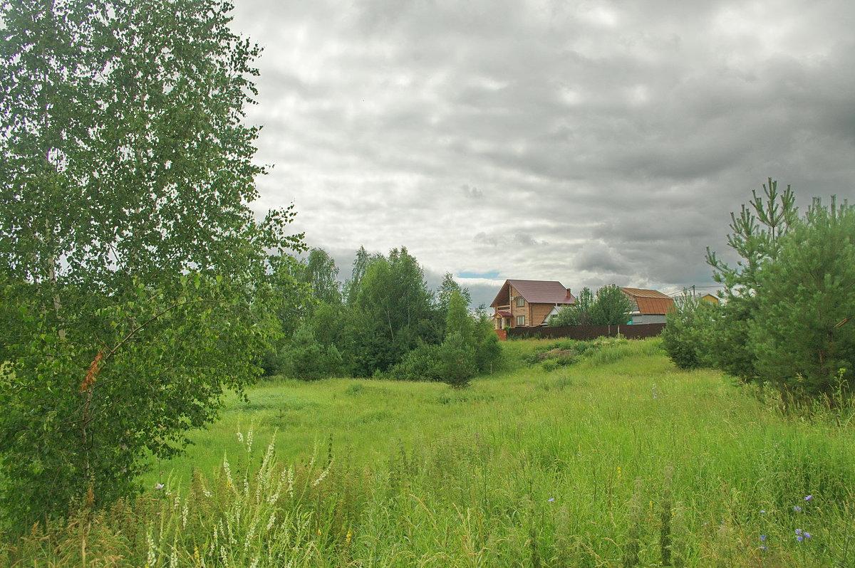 Околодачный пейзаж - * vivat.b *