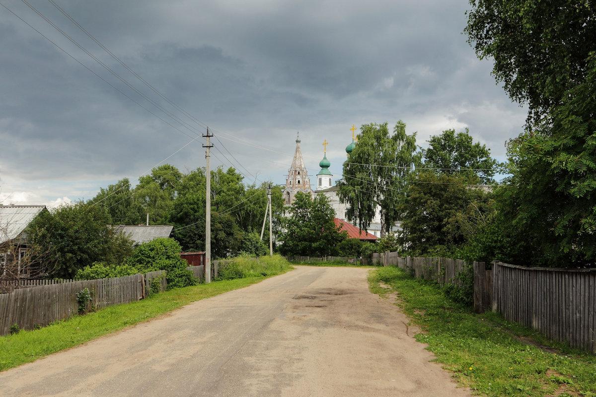 Деревня Морозовица. Окрестности Троице- Гледенского монастыря. - Андрей Дурапов