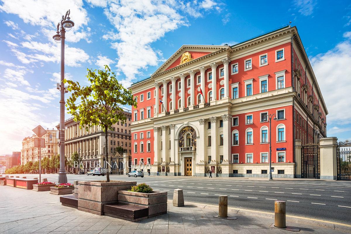 Здание Правительства Москвы - Юлия Батурина
