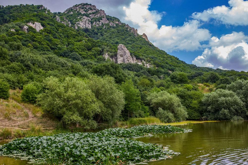 Монастырское озеро - Николай Николенко