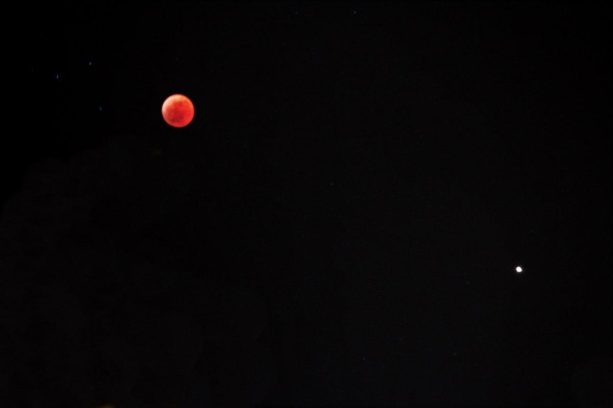 Затмение Луны над Иерусалимом... - Alex S.