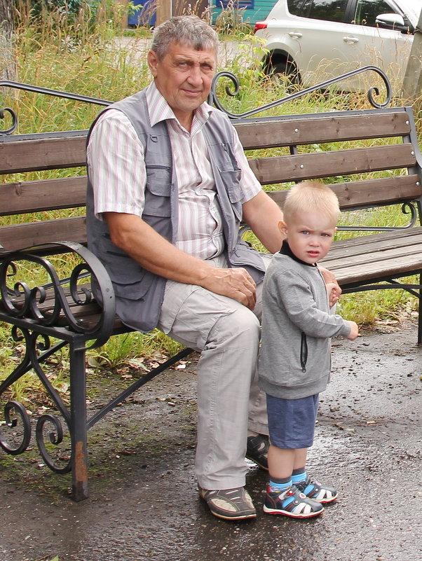 Дед и Внук - Александр Широнин