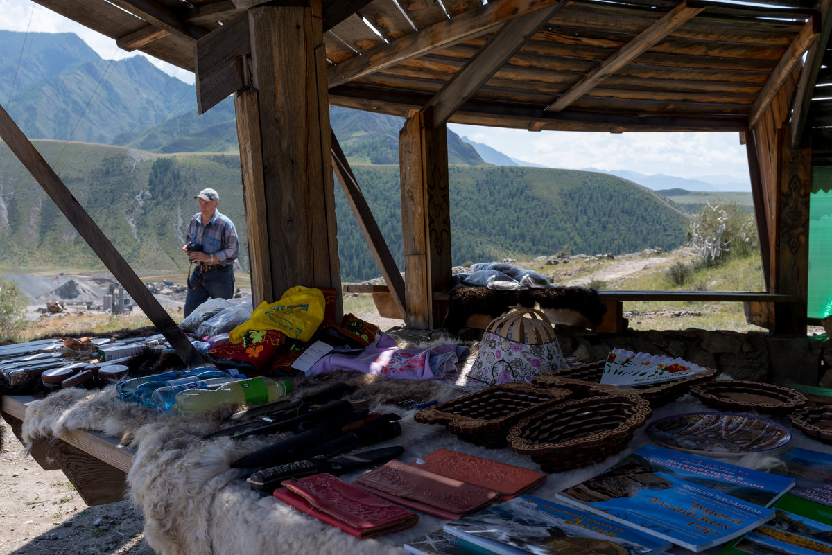 Взгляд туриста - Валерий Михмель