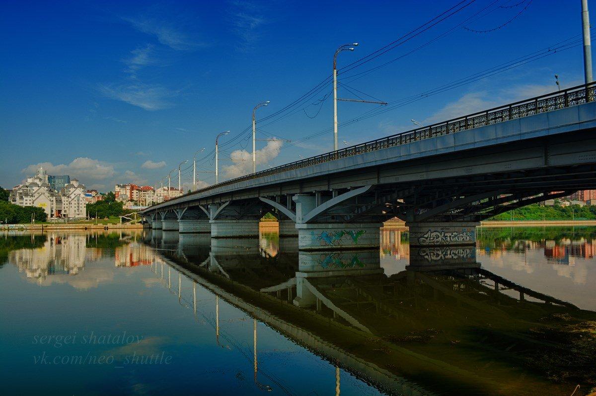 Чернавский мост - Сергей Шаталов