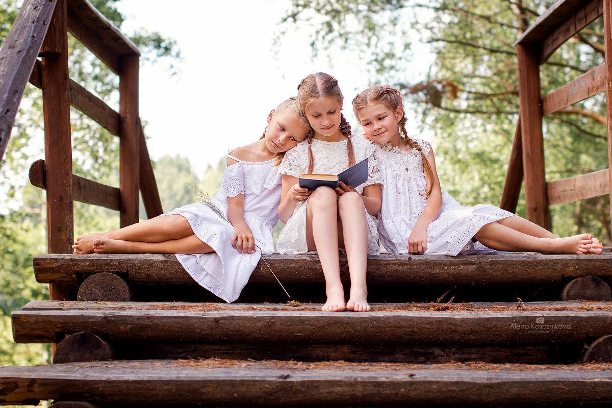 Три сестры - Алёна Печенина