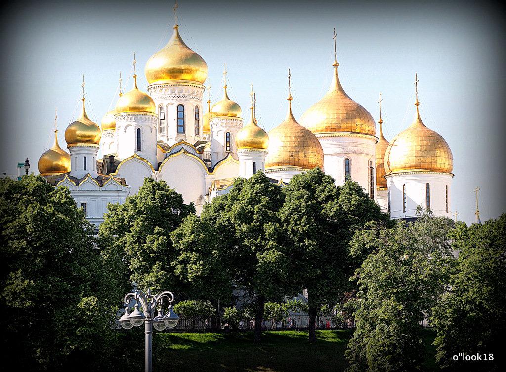 Москва златоглавая - Олег Лукьянов