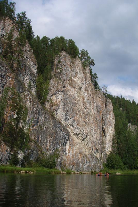 Река Чусовая - Сергей Комков