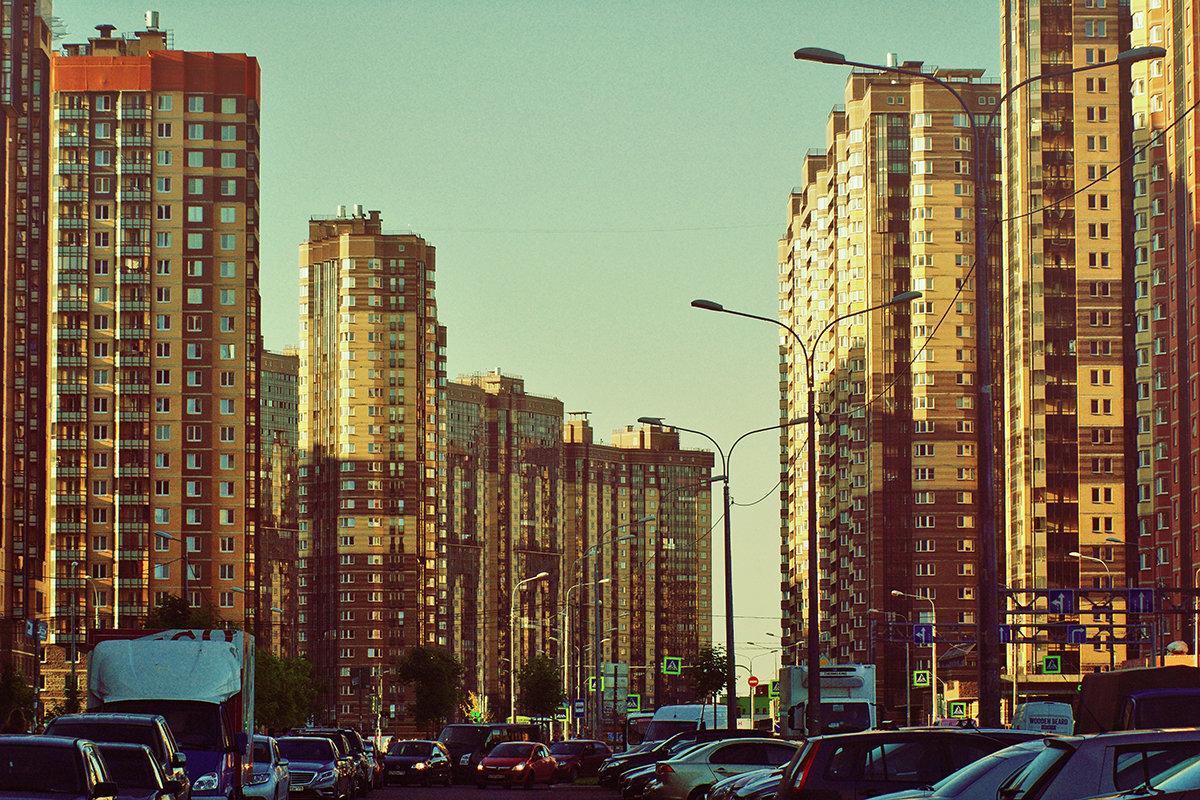 Северная Долина, Парнас, СПб - Marika Hexe