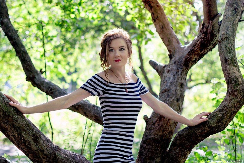 Яблоневый сад - Наталия Соколова