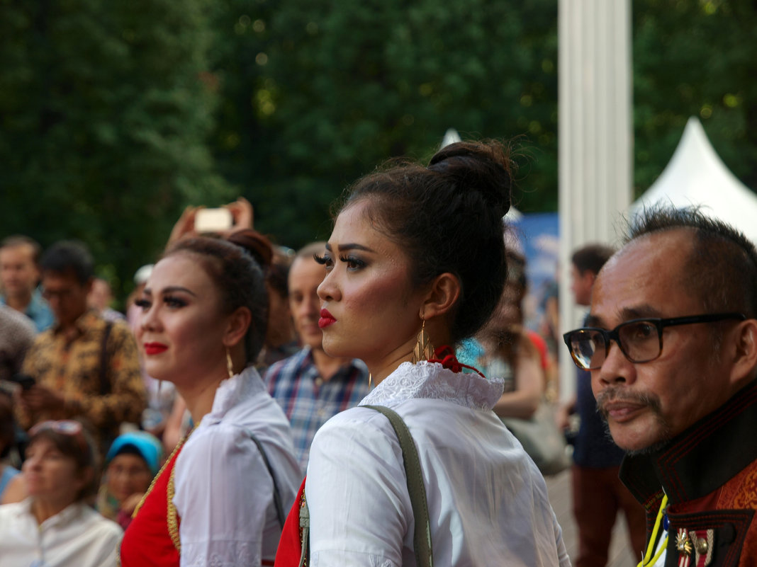 Индонезия фест - Сергей Золотавин