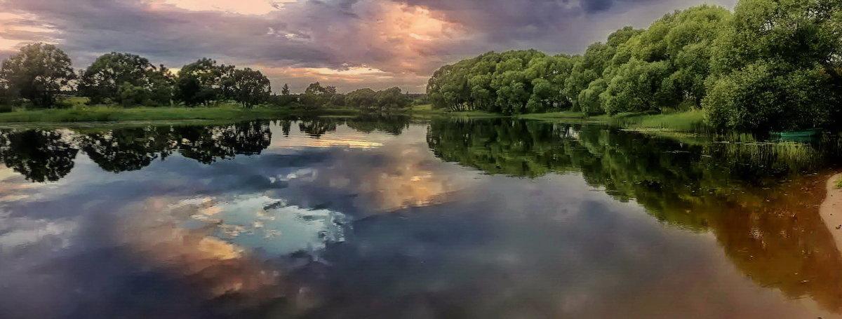 После летней грозы - Лара Симонова