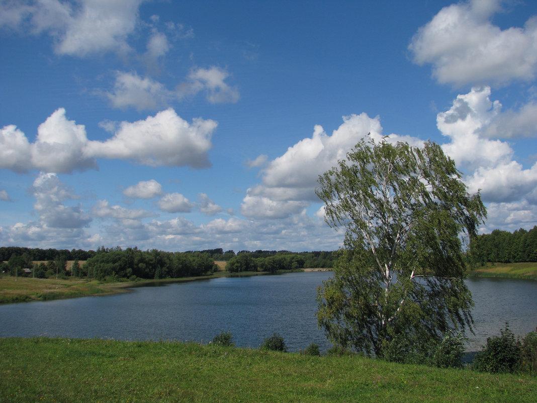 Русский пейзаж - Grey Bishop