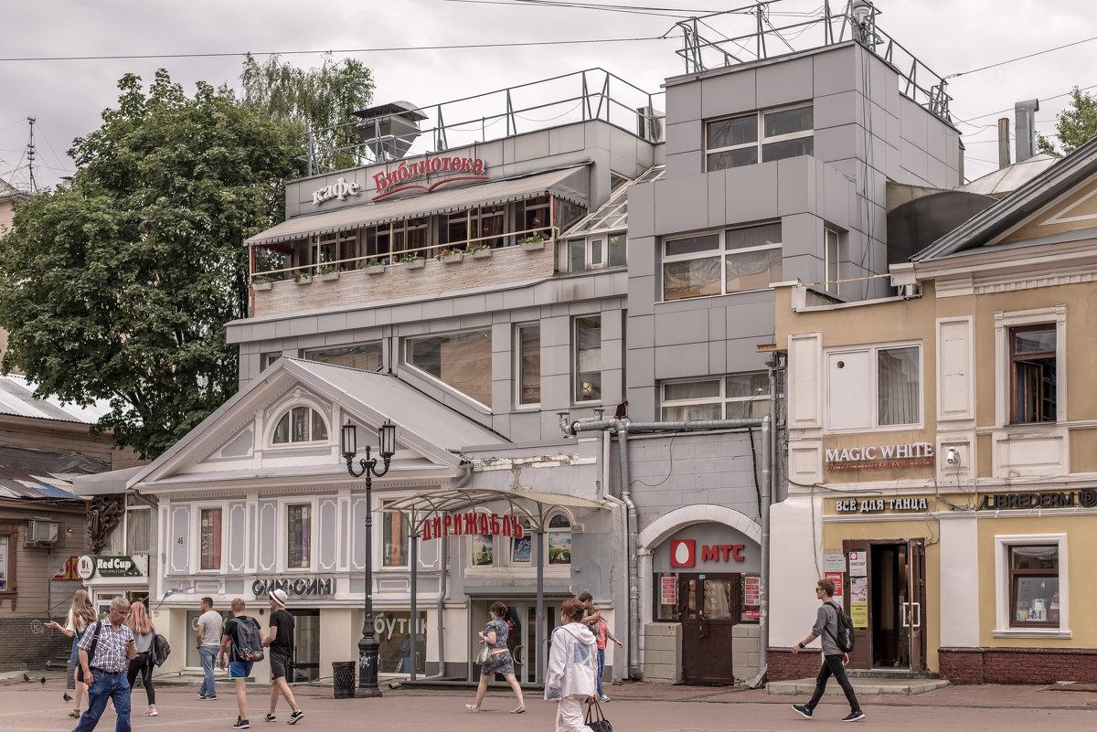 Н.Новгород.  Б.Покровская. - Виктор Орехов