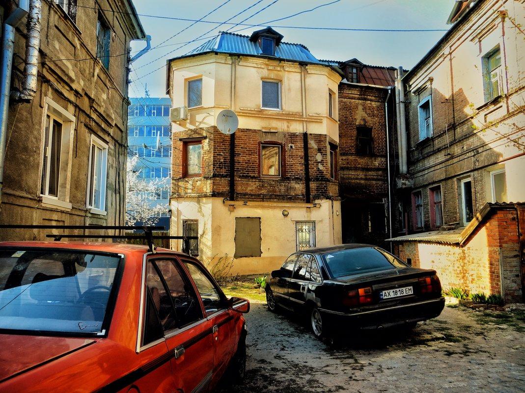 Весна на Малопанасовской - Ирина Сивовол