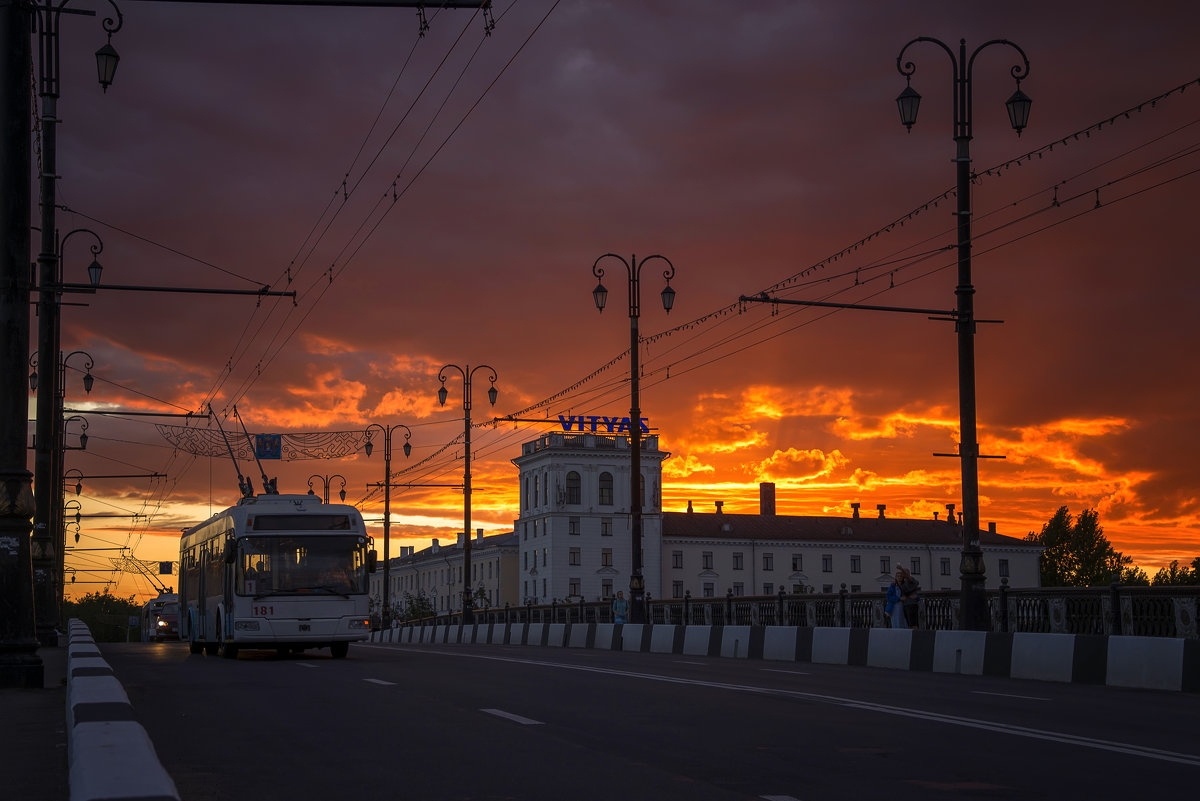 Вечерний Витебск - Алексей Румянцев