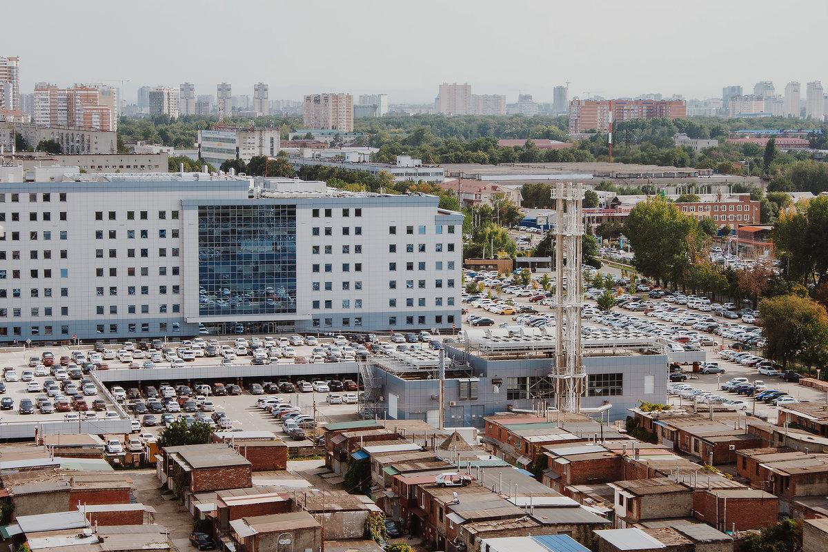 Рабочий полдень в Краснодаре - Krasnodar Pictures