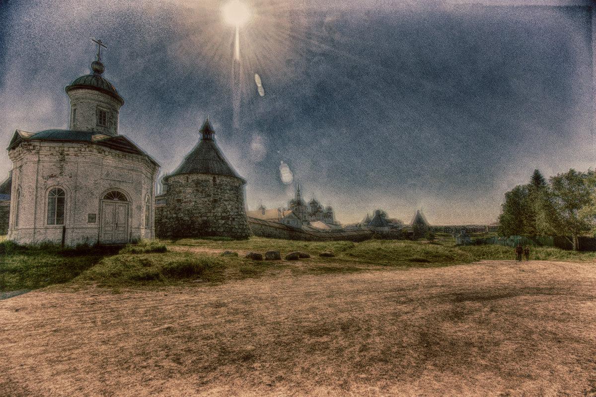 Соловки 17-07-2018 - Юрий Яньков