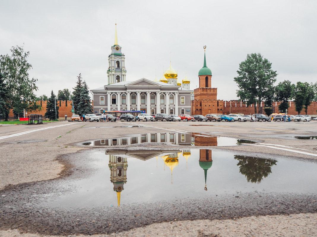 Тульский кремль - Олеся Семенова