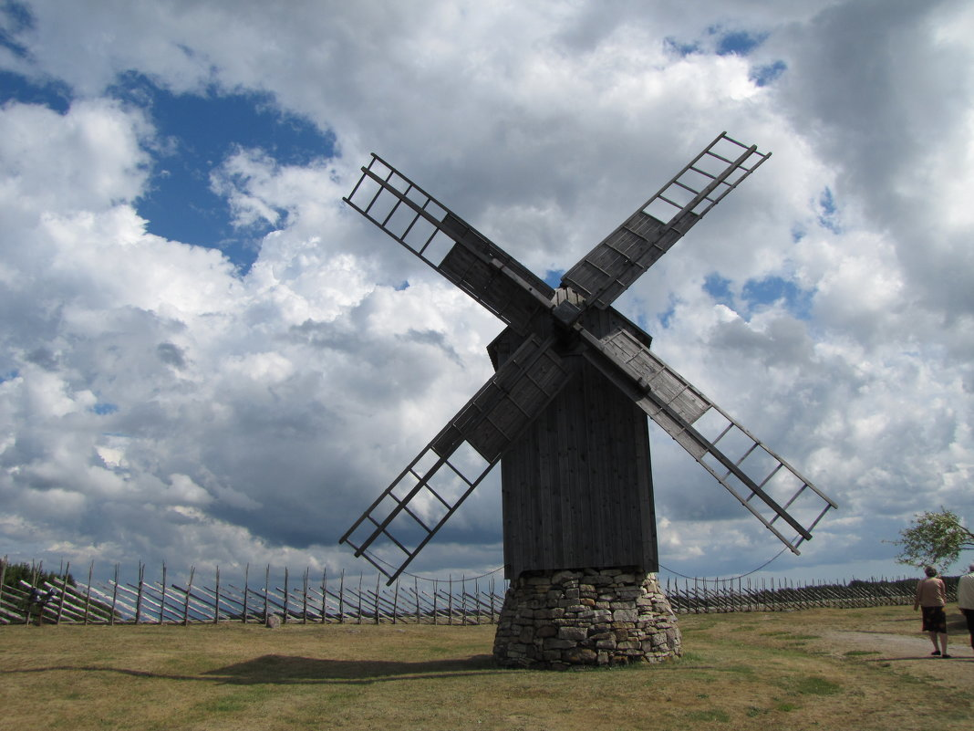 На холме ветряных мельниц - veera (veerra)