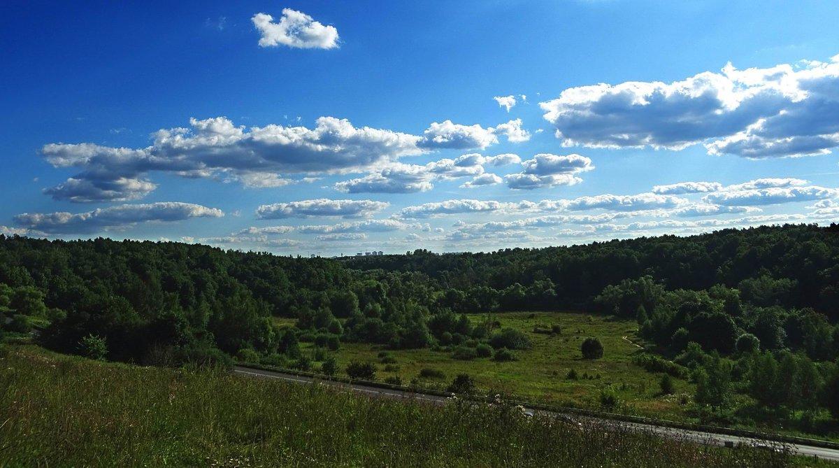 Долина реки Сходня в Куркино - Ирина Via