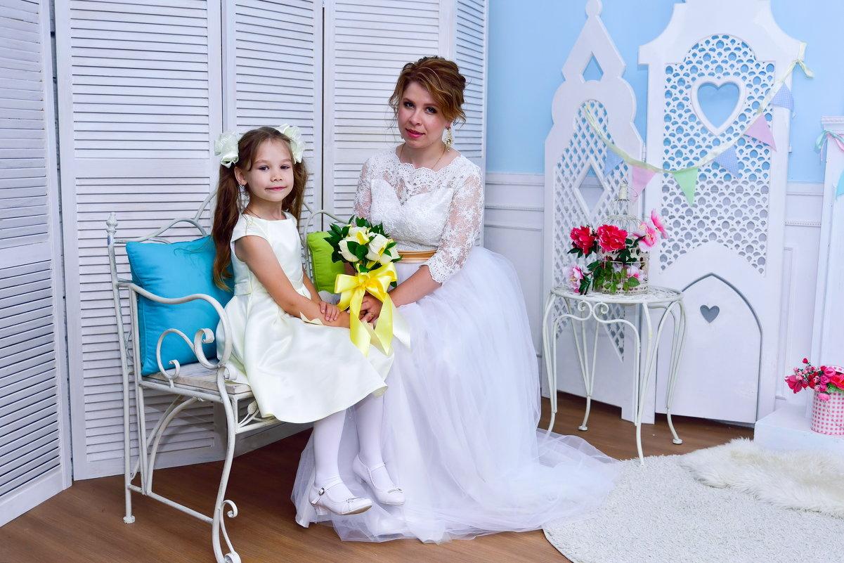 Анастасия и Мария - марина климeнoк