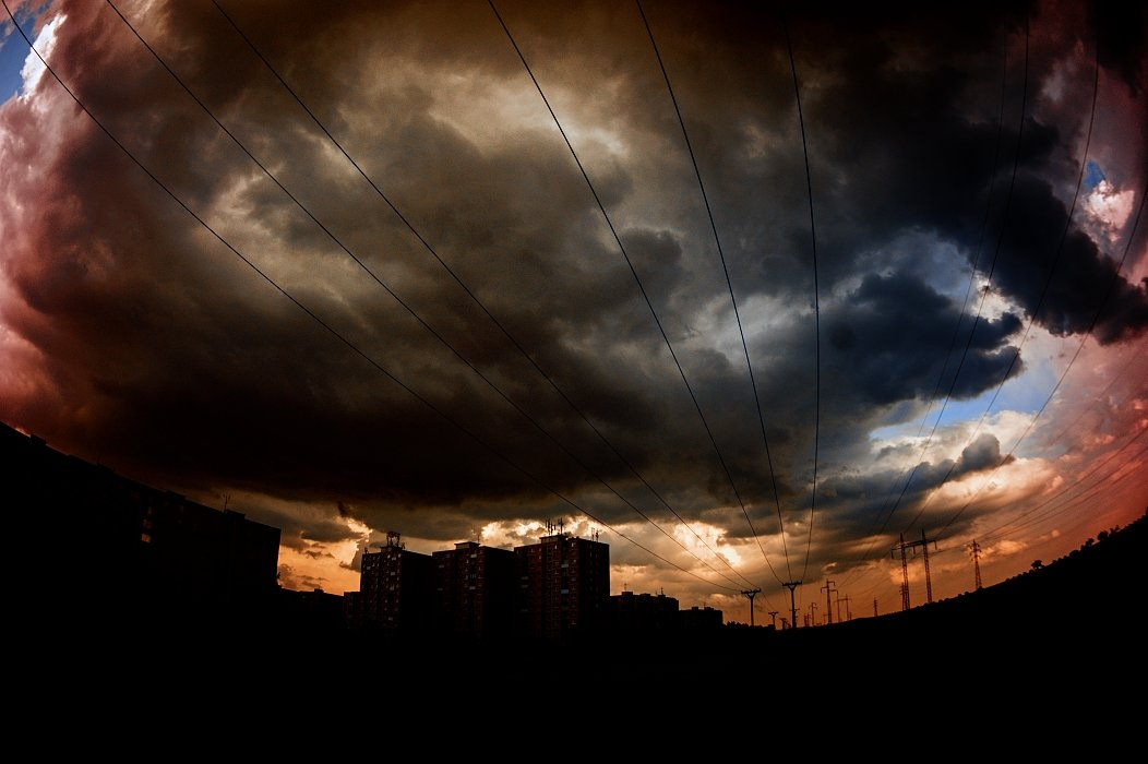 будет буря - Jiří Valiska