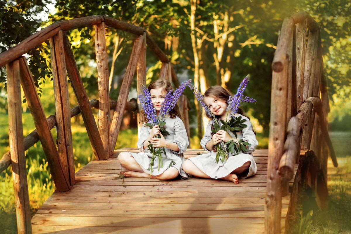Алиса и Валерия - Анастасия Дробышевская