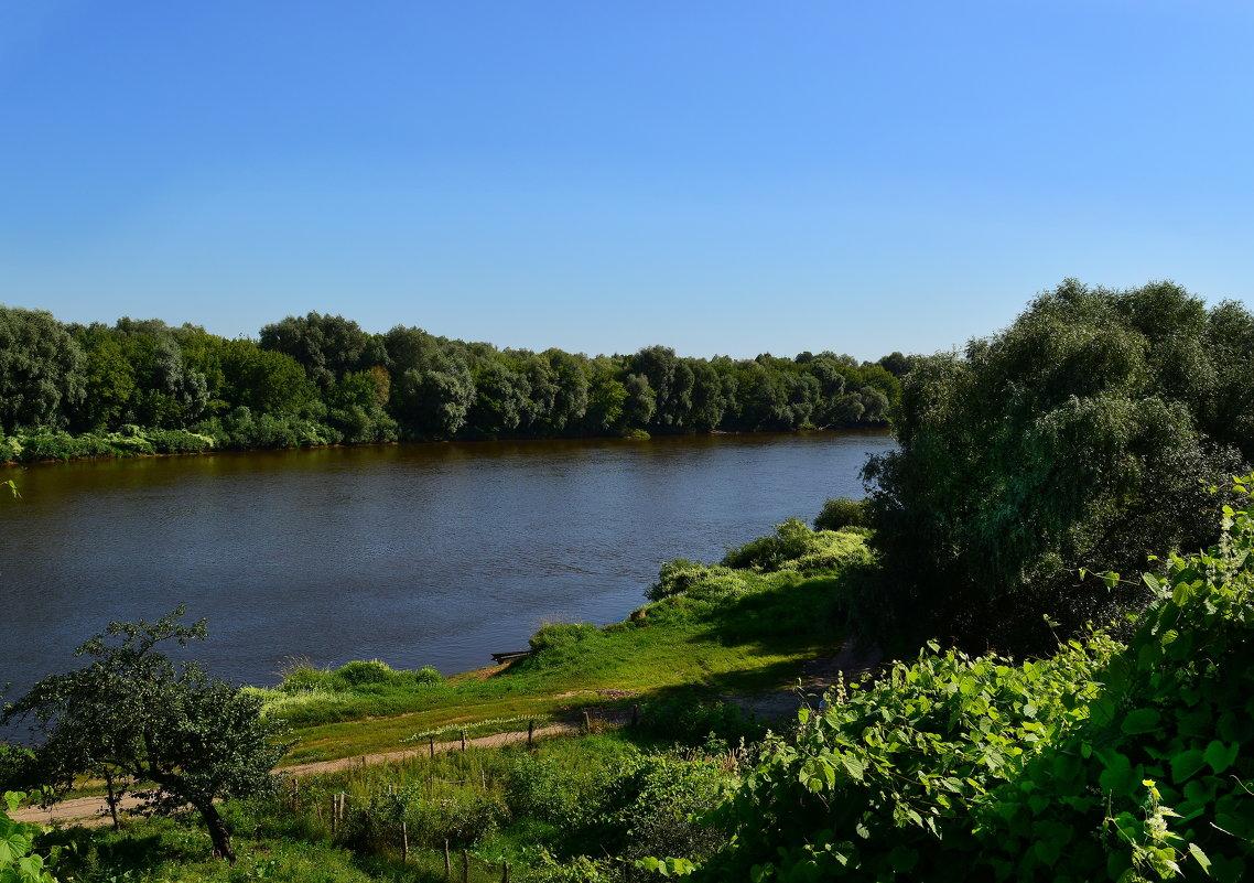 Река Друть. - Александр Сапунов