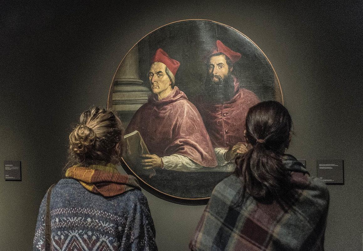 Venezia. Nella galleria dell Accademia. - Игорь Олегович Кравченко